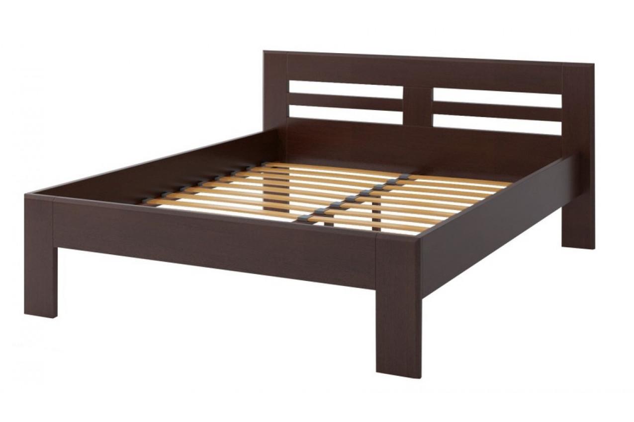 Дерев'яне ліжко Нолина від ТМ Camelia недорого