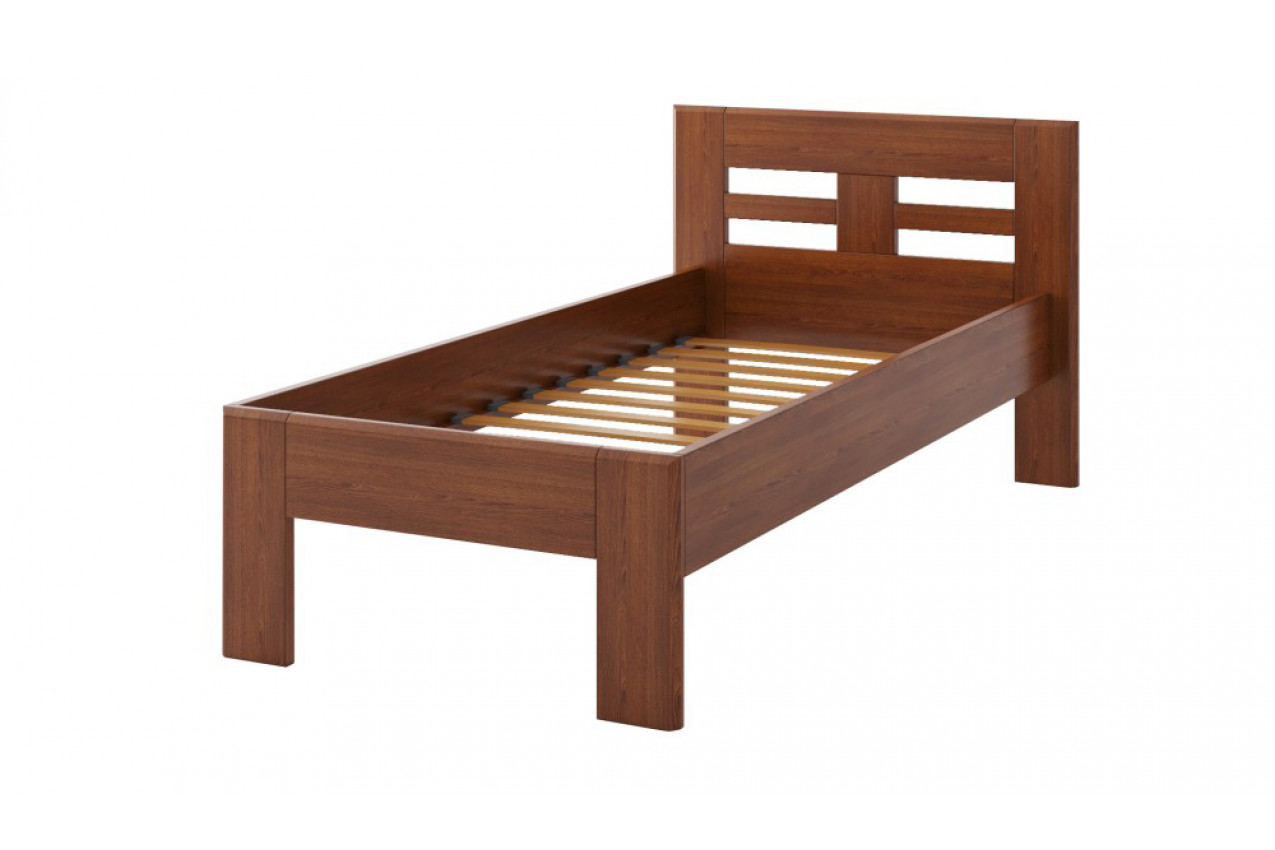 Дерев'яне ліжко Нолина від ТМ Camelia в Україні