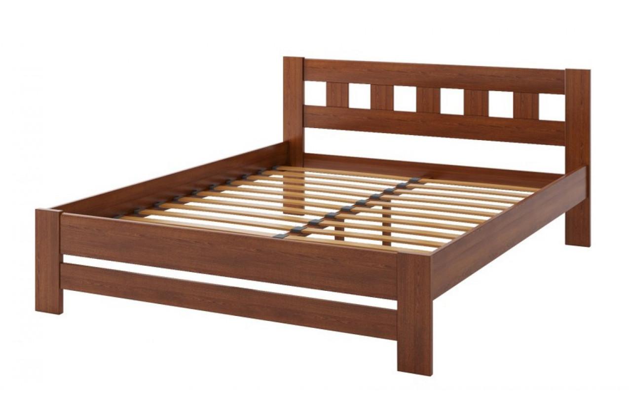 Дерев'яне ліжко Сакура від ТМ Camelia недорого