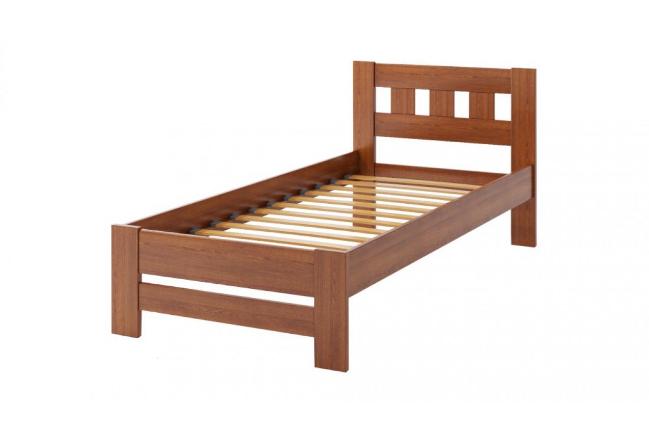 Дерев'яне ліжко Сакура від ТМ Camelia в Україні