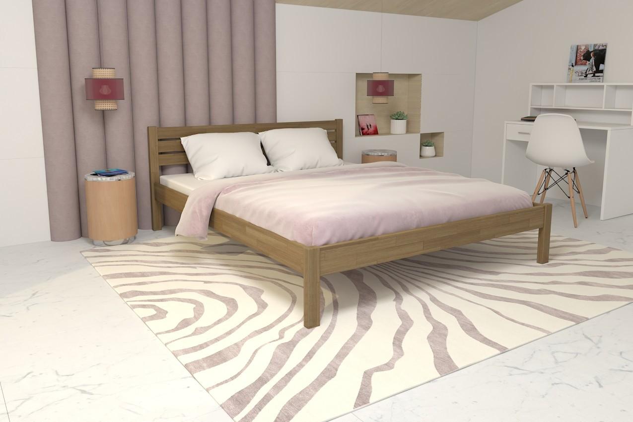 Фото Деревянная кровать Корника от ТМ Karpatis