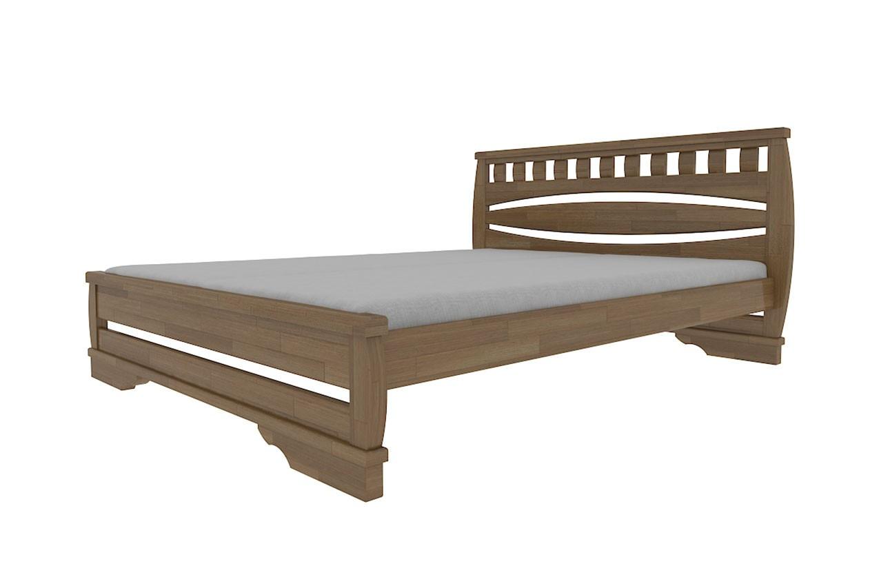 Деревянная кровать Тамия от ТМ Karpatis недорого