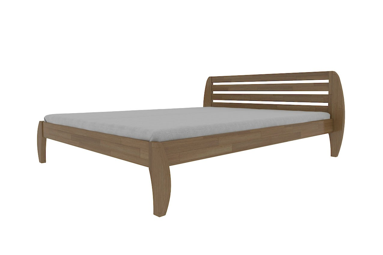 Деревянная кровать Ладина от ТМ Karpatis недорого