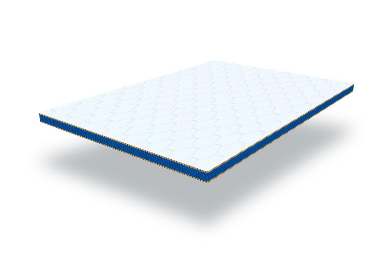 Ортопедический матрас Memo 2 в 1 Flex Стрейч от ТМ EMM - Sleep&Fly Mini недорого