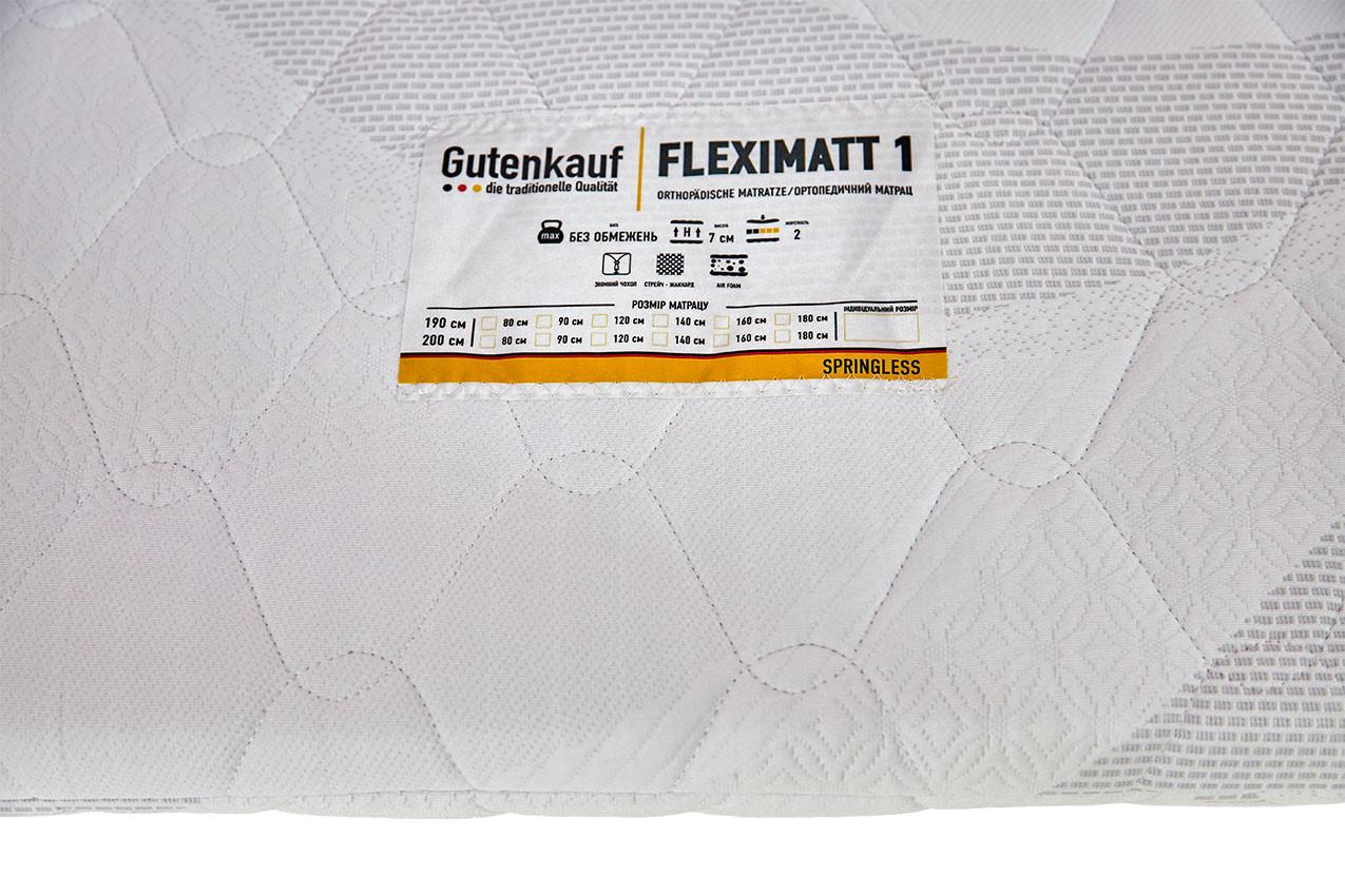 Ортопедический матрас Fleximatt-1 New от ТМ Guten Kauf цена
