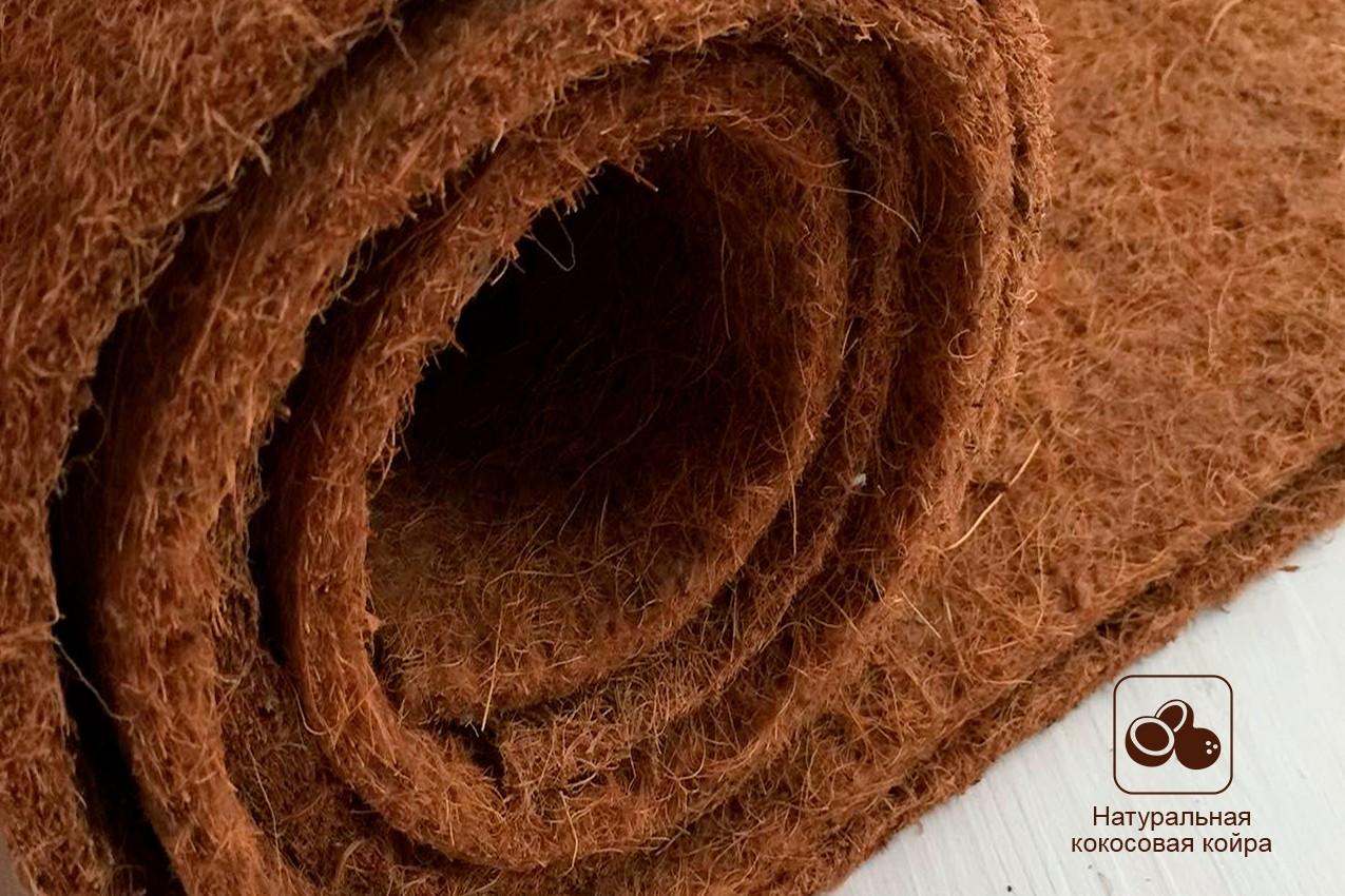 Ортопедический матрас Rose двухсторонний от ТМ MatroLuxe - Butterfly в интернет-магазине