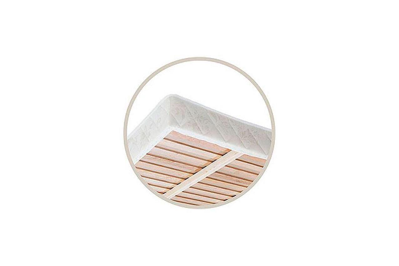 Ортопедический матрас Каркасный на фанерной решетке  (Pocket Spring) от ТМ MatroLuxe в интернет-магазине