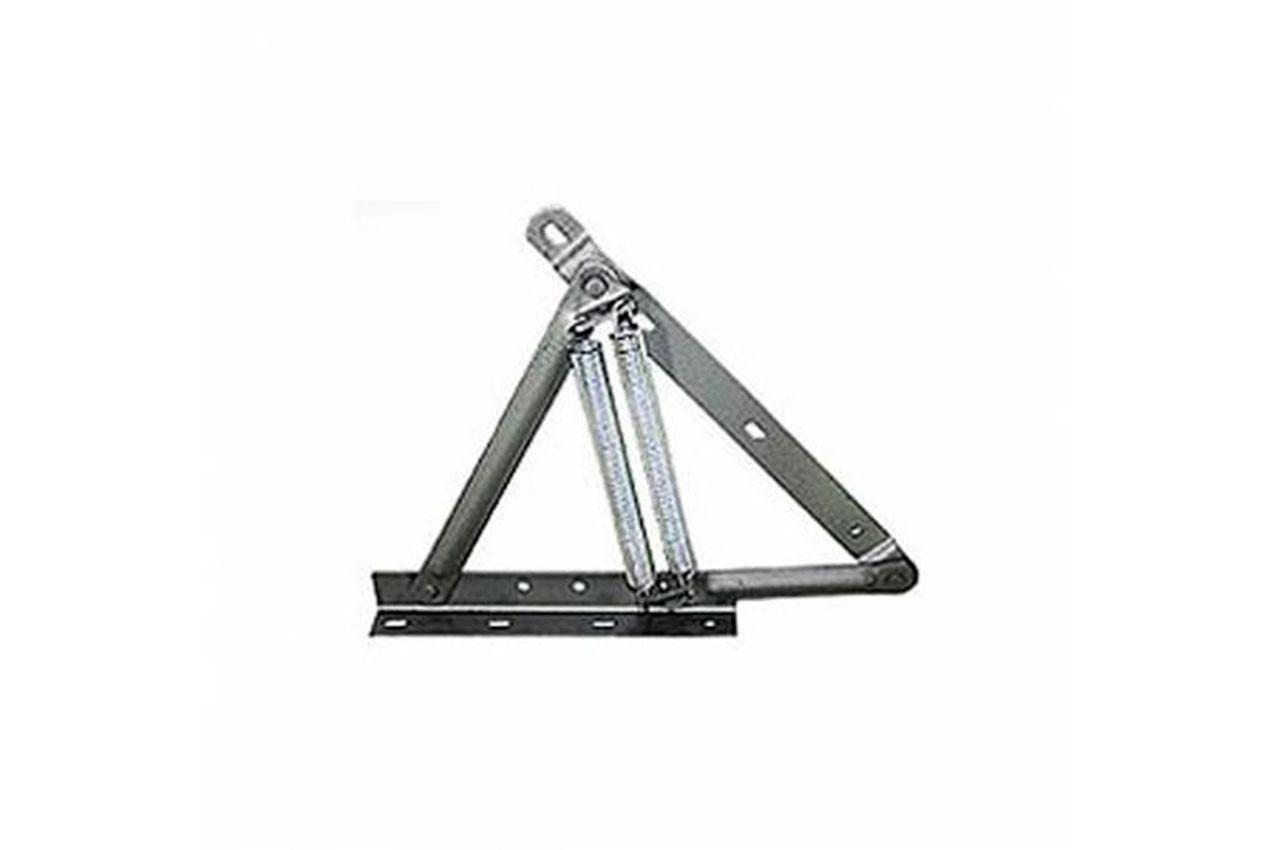 Ортопедический матрас Каркасный на фанерной решетке с подъемным механизмом (Bonnel) от ТМ MatroLuxe фото